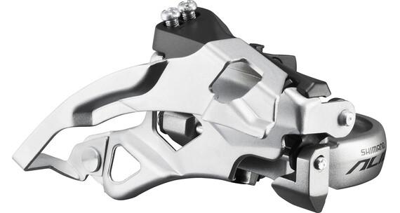 Shimano Alivio FD-T4000 Bagskifter Top Swing 9-speed sølv